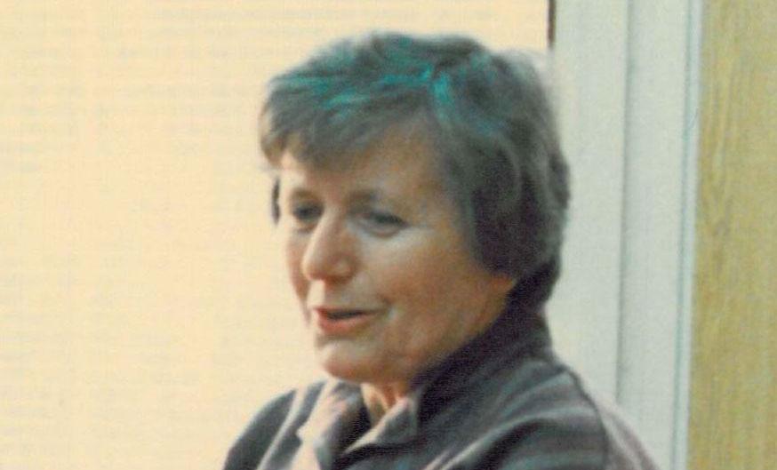 paní Jana Burianová