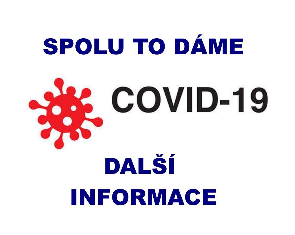 COVID-19 další informace