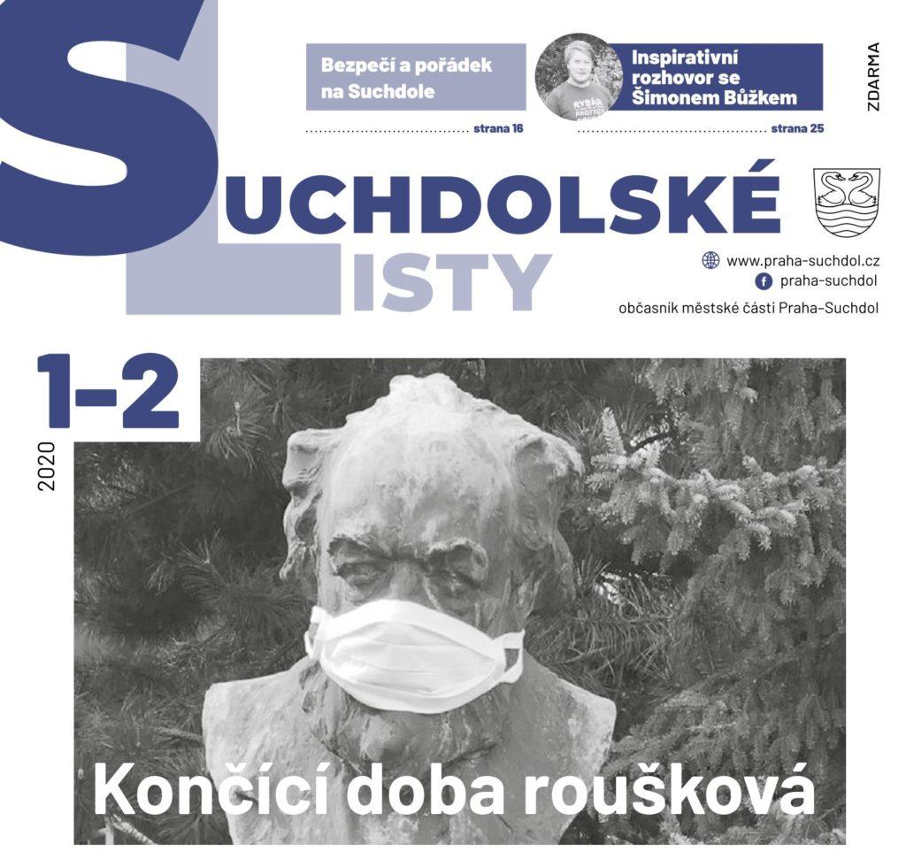 Suchdolské listy – 1+2 / 2020