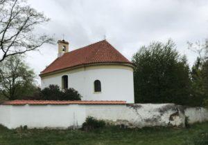 Oprava kaple sv.Václava