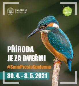 City Nature Challenge – od 30.4.do 3.5.2021
